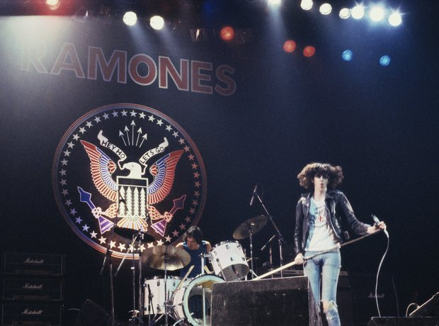 Ramones 1977