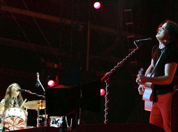 White Stripes 2007