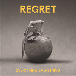 Everything Everything - Regret cover