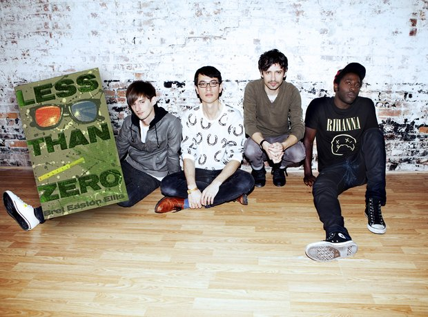 Bloc Party book wide