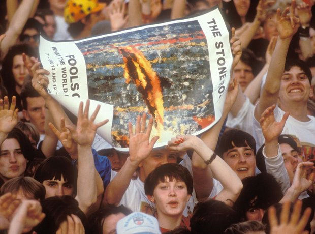 The Stone Roses at Spike Island