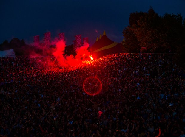 Courteeners at Heaton Park