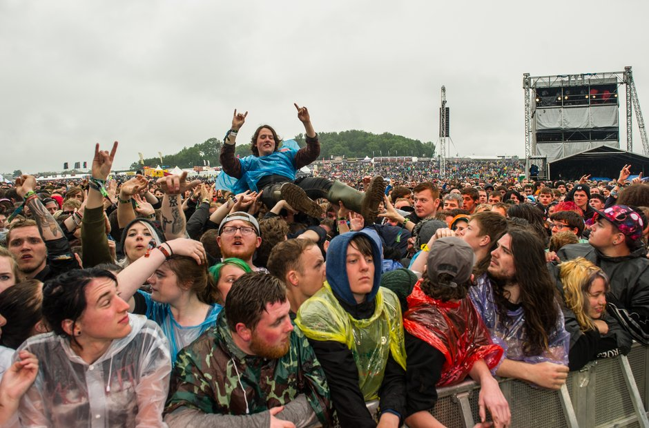 Download Festival 2015