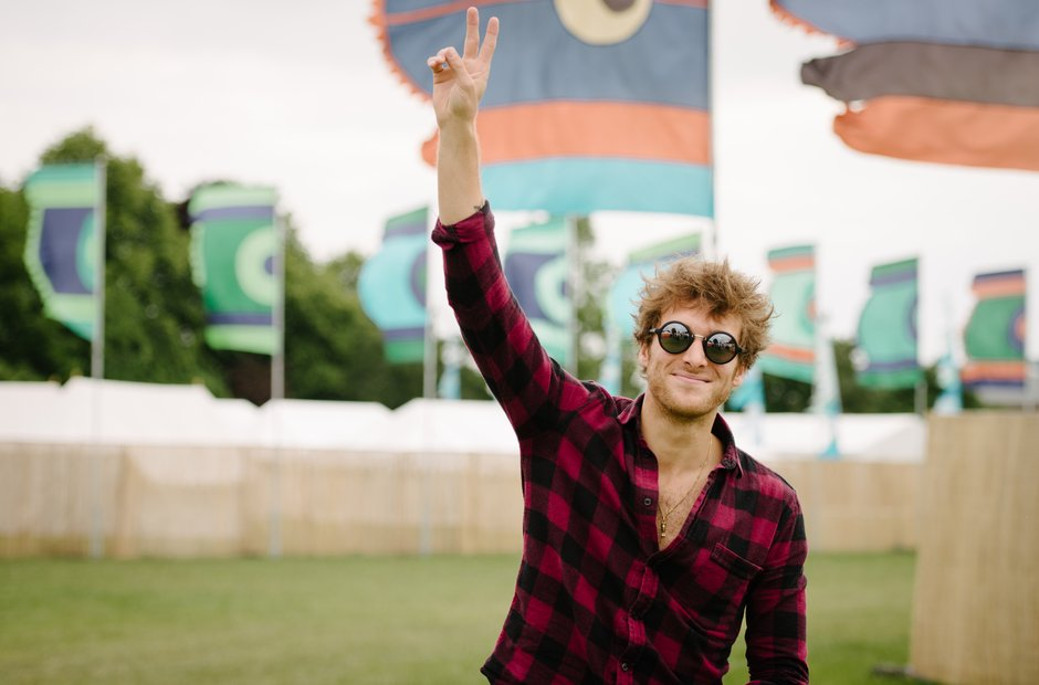 Paolo Nutini at Isle Of Wight Festival 2015