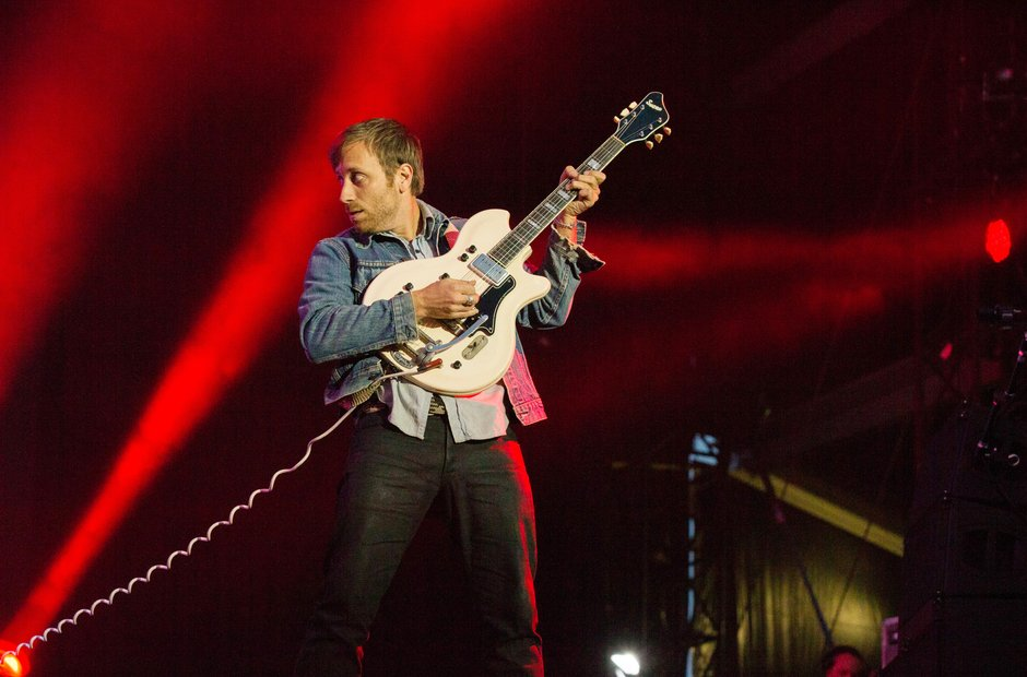 The Black Keys - Isle Of Wight Festival 2015