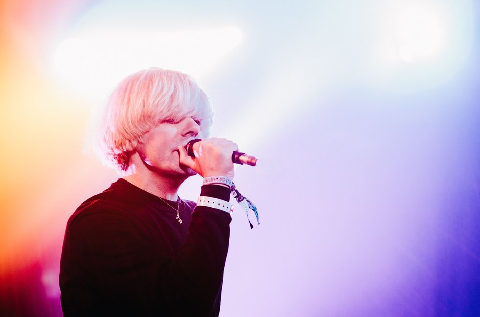 The Charlatans at Isle Of Wight Festival 2015