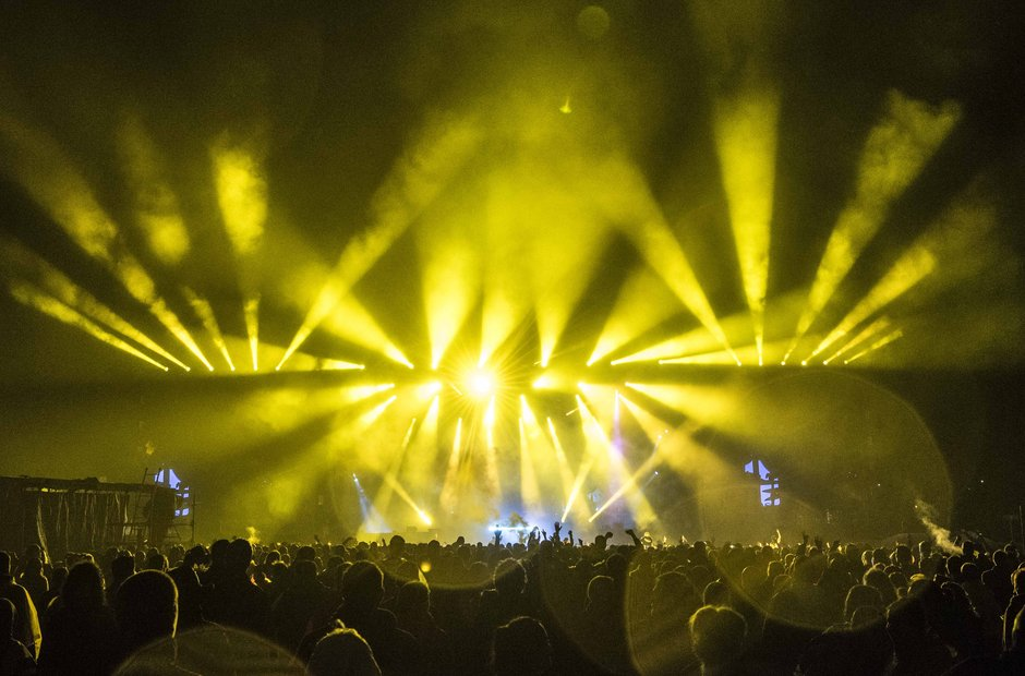 The Prodigy - Isle Of Wight Festival 2015