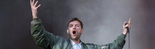Blur at Barclaycard British Summer Time Hyde Park