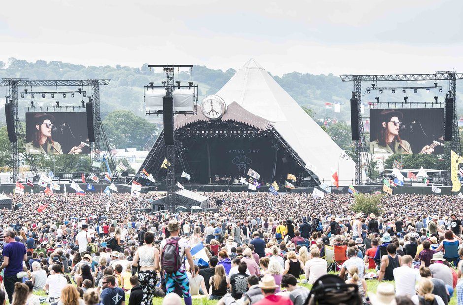Glastonbury 2015 - Friday