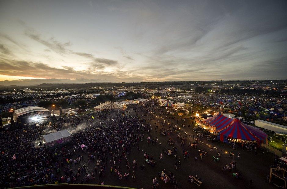 Glastonbury 2015 - Friday