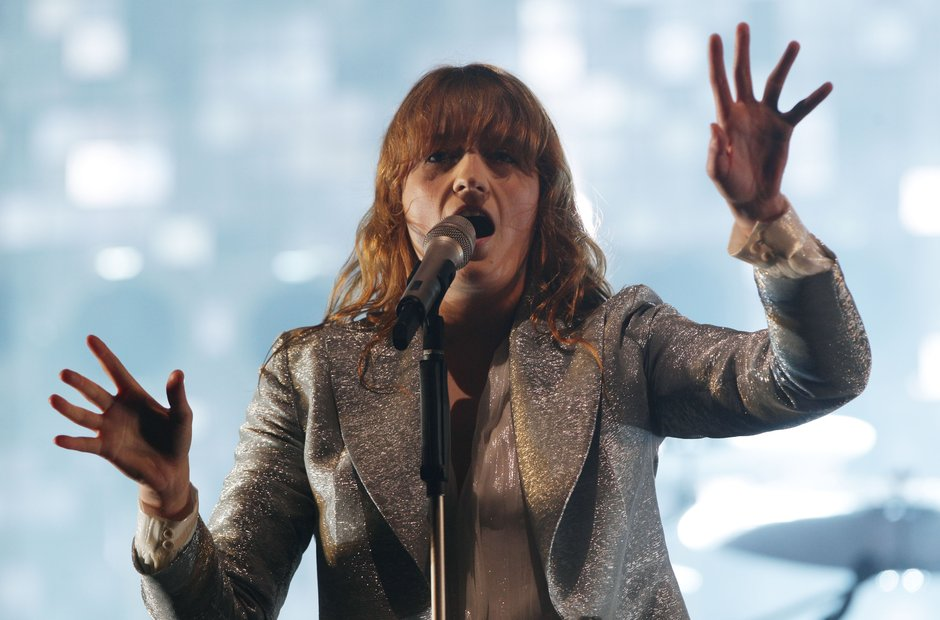 Glastonbury 2015 - Friday Florence And The Machine