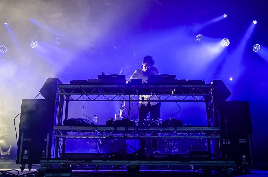 Glastonbury 2015 - Friday Jamie xx