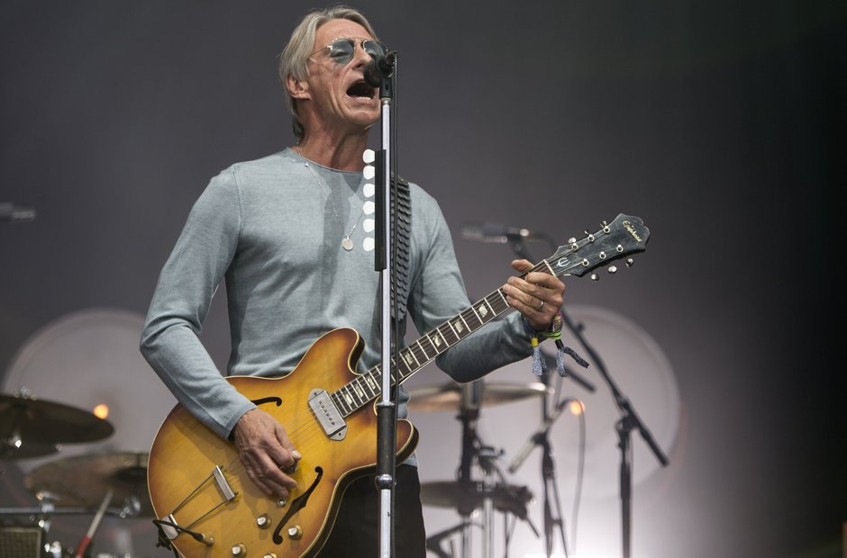 Glastonbury 2015 - Sunday: Paul Weller live