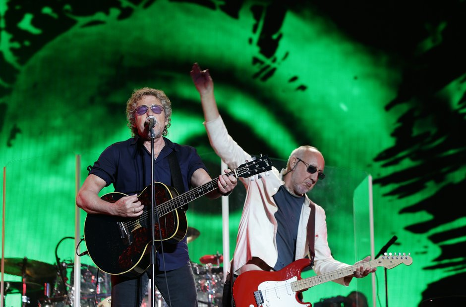Glastonbury 2015 Sunday - The Who