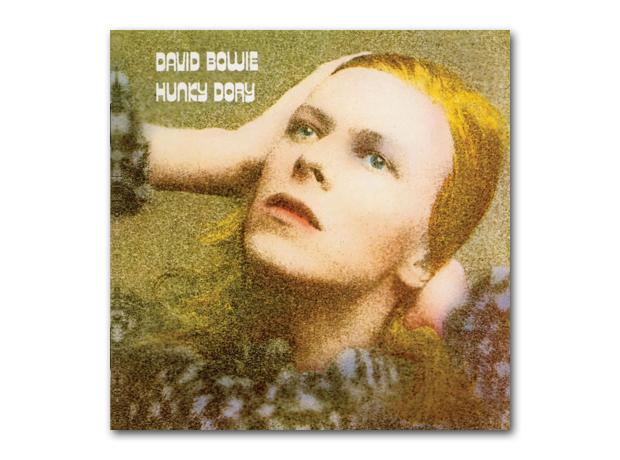 David Bowie - Hunky Dory (1971)