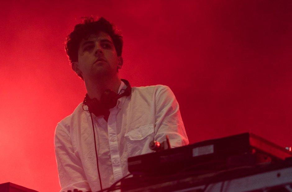 Jamie XX Leeds Festival 2015 Friday