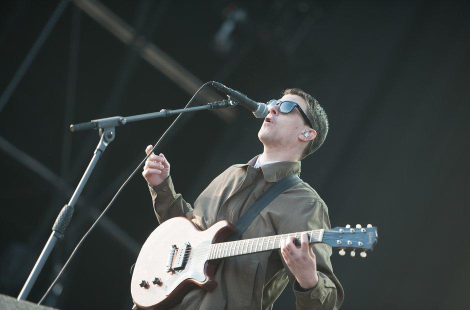 Leeds Festival 2015 Friday - Jamie T