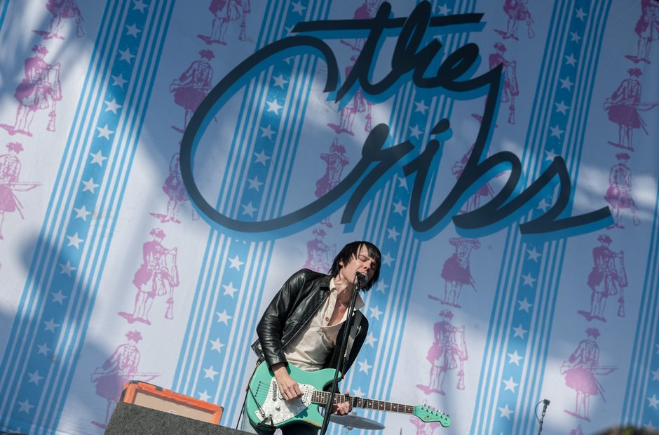 Leeds Festival 2015 Friday - The Cribs
