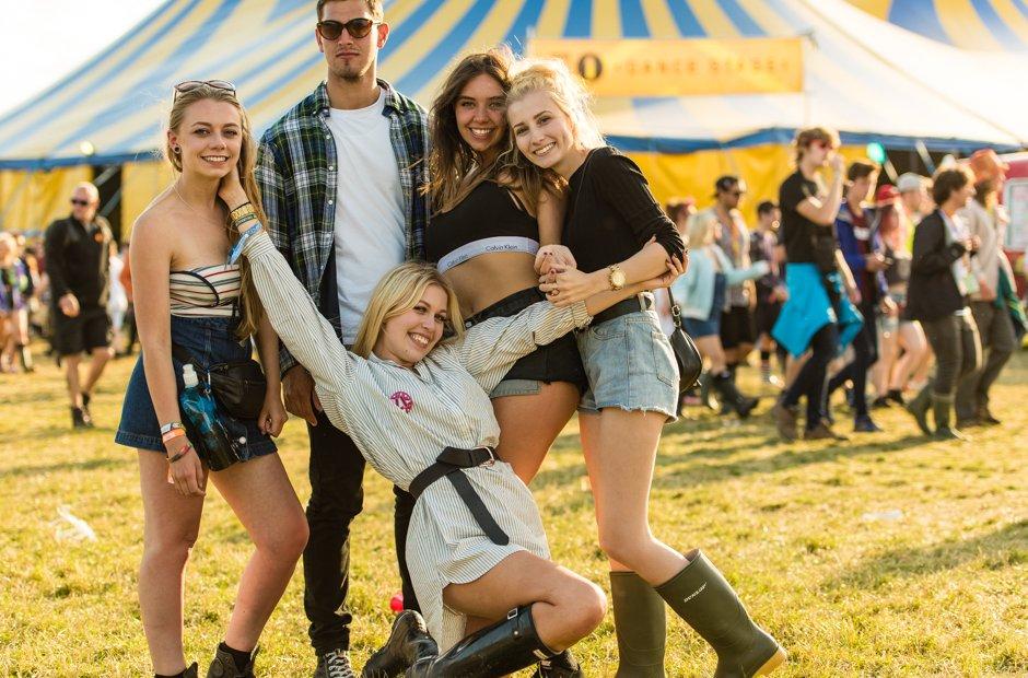Leeds Festival 2015 Friday