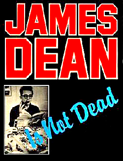 Morrissey - James Dean book