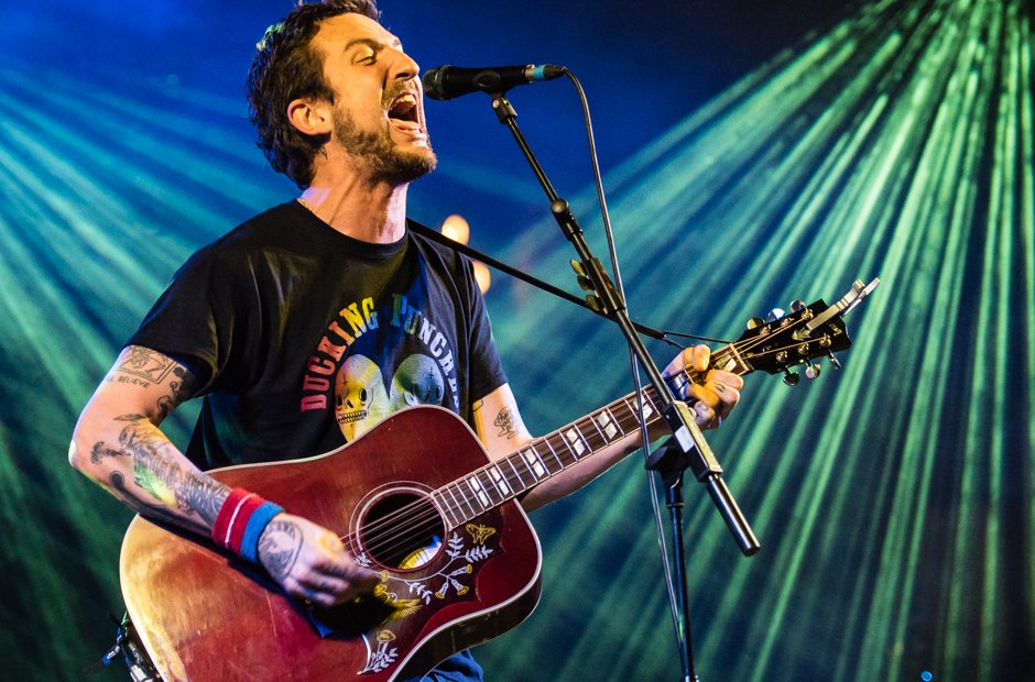 Frank Turner at Leeds Festival 2015 Saturday