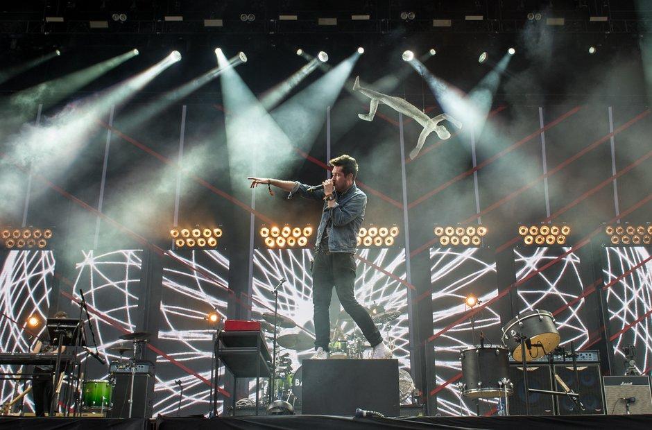 Leeds Festival 2015 Saturday - Bastille