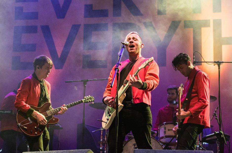 Leeds Festival 2015 Sunday - Everything Everything