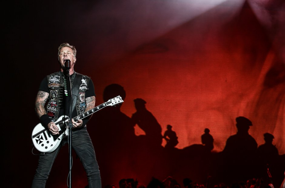 Metallica at Reading Festival 2015 Saturday