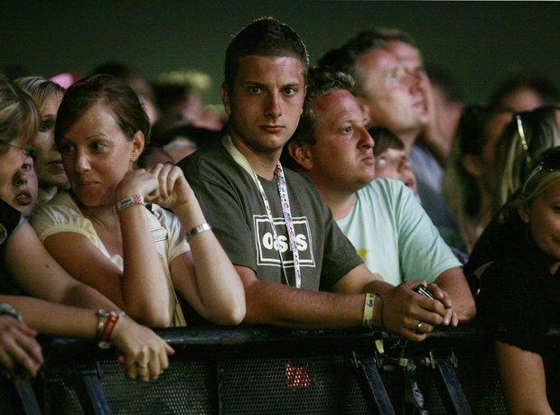 Oasis Fan V Festival 2009