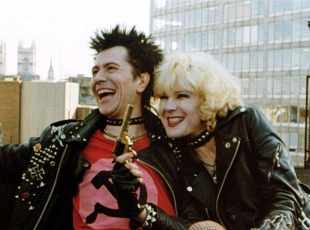 Gary Oldman Sex Pistols Film