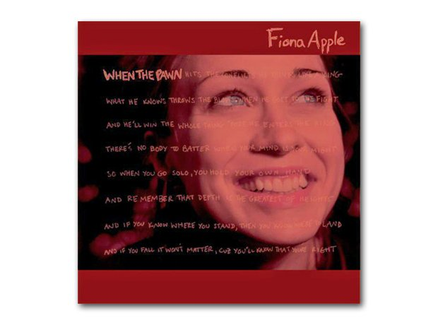 Fiona Apple - When the Pawn Hits the Conflicts...