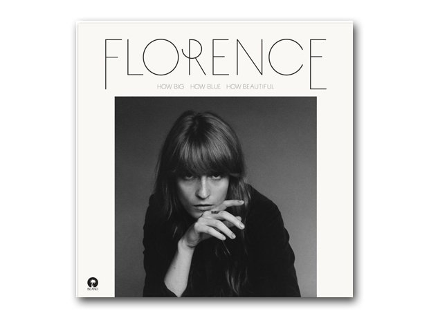 Florence And The Machine - How Big. How Blue. How Beautiful