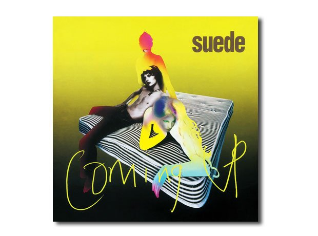 Suede Coming Up artwork