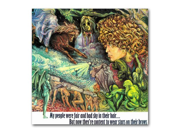 Tyrannosaurus Rex - My People Were Fair and Had Sk