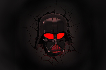 Darth Vader LED Light