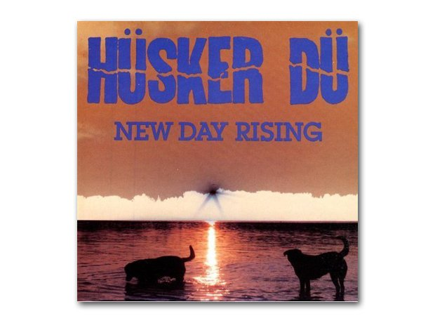 January: Husker Du - New Day Rising