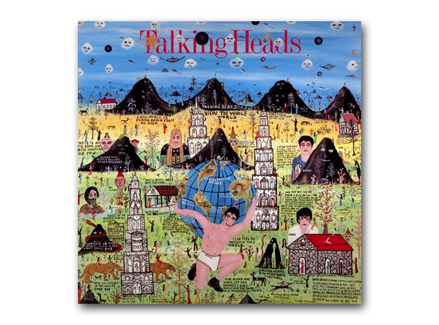 June: Talking Heads - Little Creatures