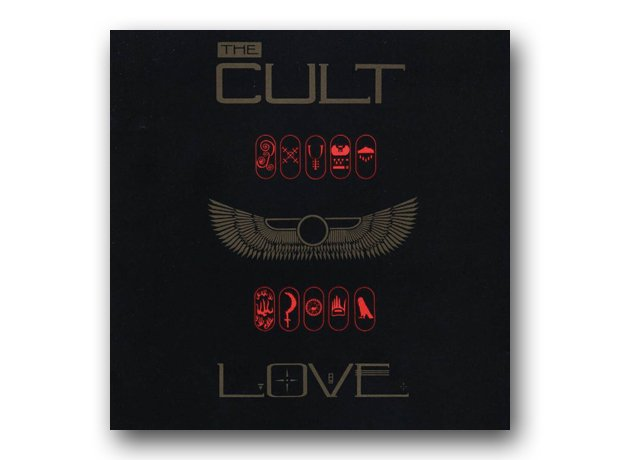 October: The Cult - Love