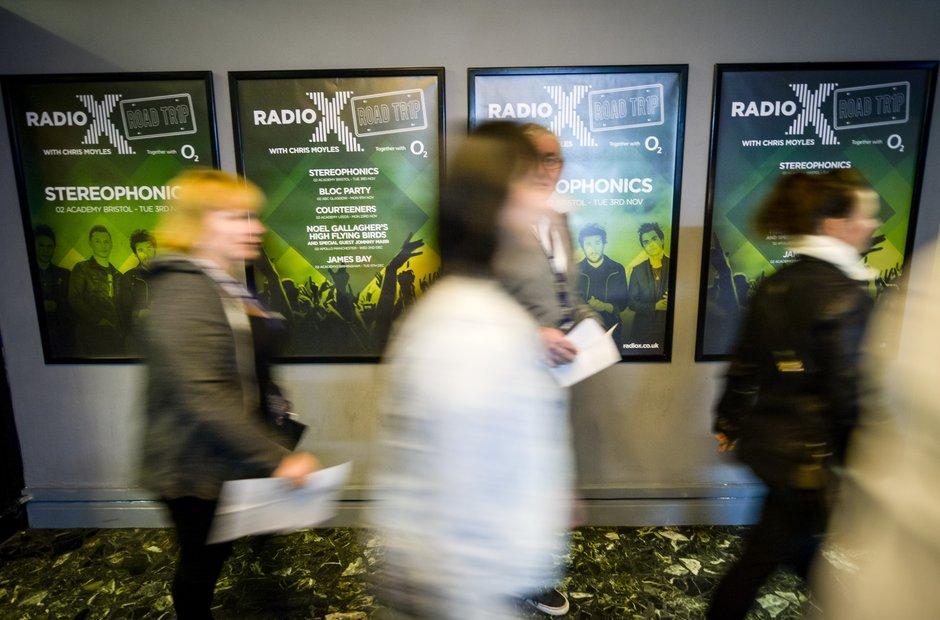 Stereophonics Radio X Road Trip 2015