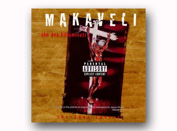 Tupac Shakur - The Don Killuminati: The 7 Day Theo