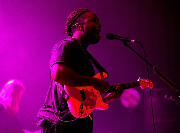 Bloc Party Radio X Road Trip performance images