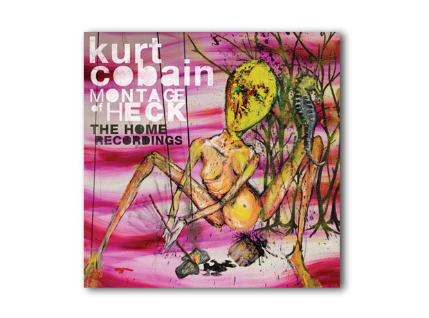 Kurt Cobain Montage Of Heck Album Artwork