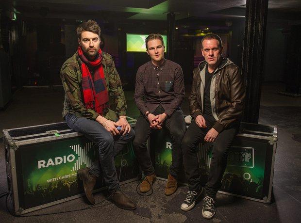 Courteeners Radio X Road Trip Leeds