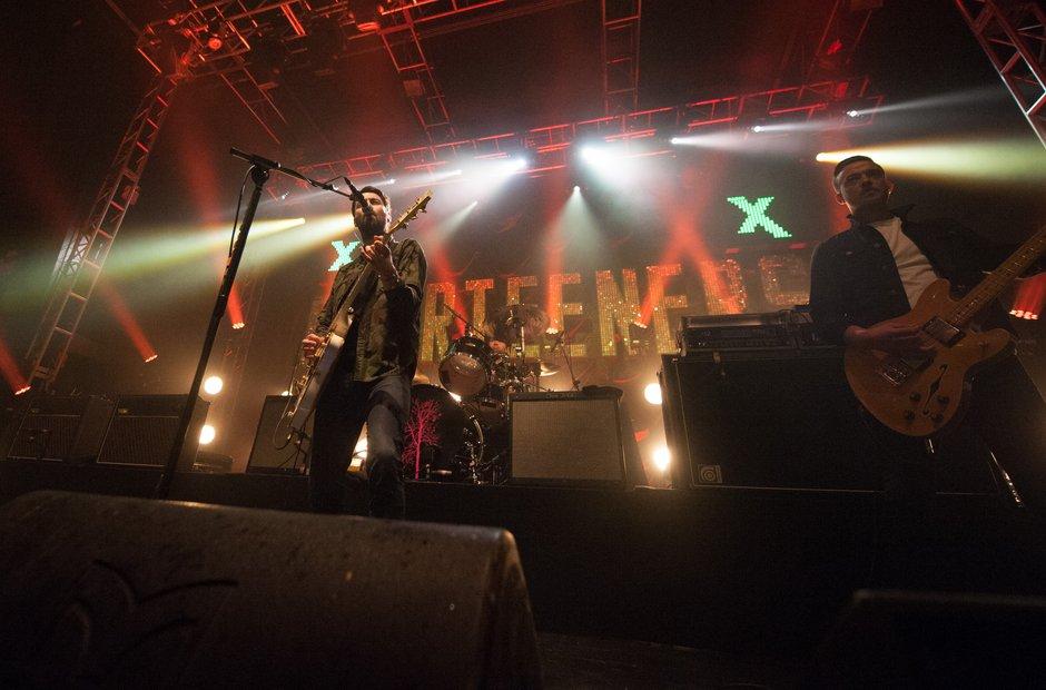 Courteeners live in Leeds November 2015