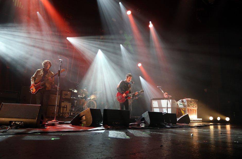 Noel Gallagher Radio X Road Trip