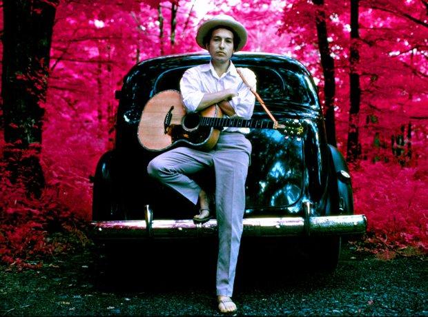 Rock Star Cars Bob Dylan