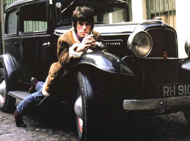 Rock Star Cars Jeff Beck