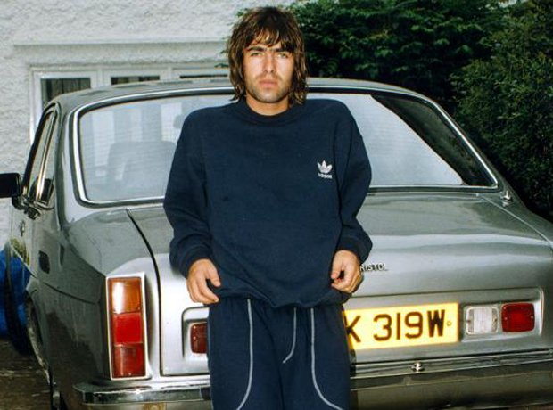 Rock Star Cars Liam Gallagher