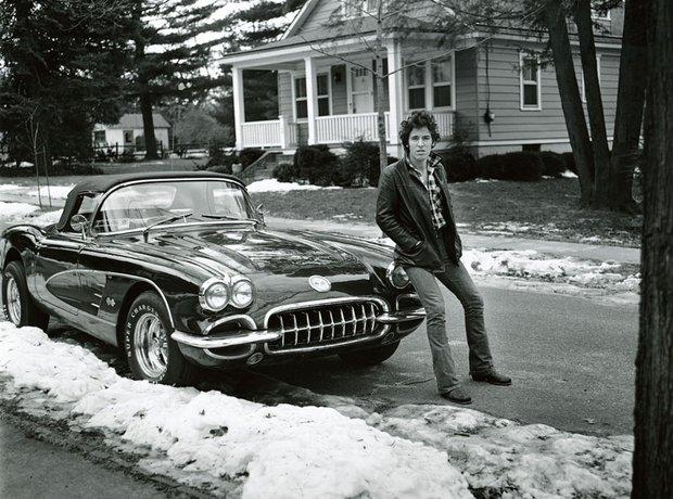 Rock Star Cars Springsteen