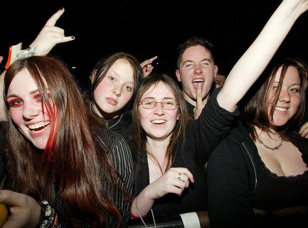 Gallery Emo Papa Roach fans